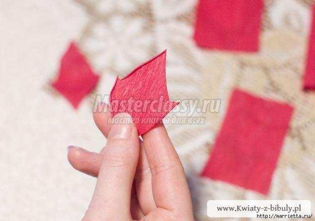 Звезды из гофрированной бумаги своими руками 22