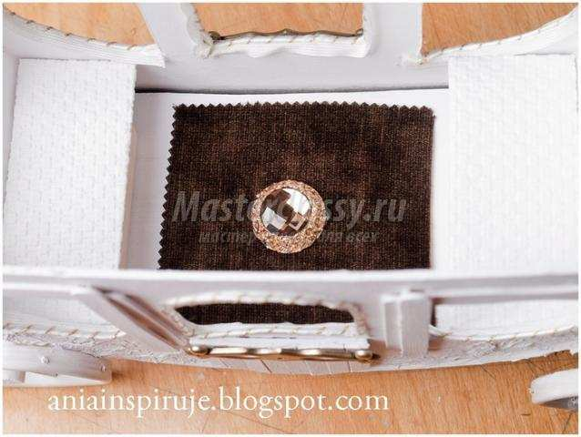 сказочная карета из картона проволоки и палочек от мороженого своими руками мастер-класс с пошаговым фото