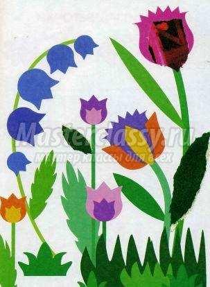 Цветок колокольчики своими руками