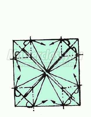 Модуль оригами своими руками