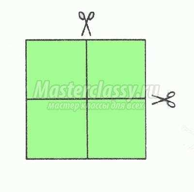 Как сложить модуль на оригами - Треугольный модуль оригами Страна Мастеров