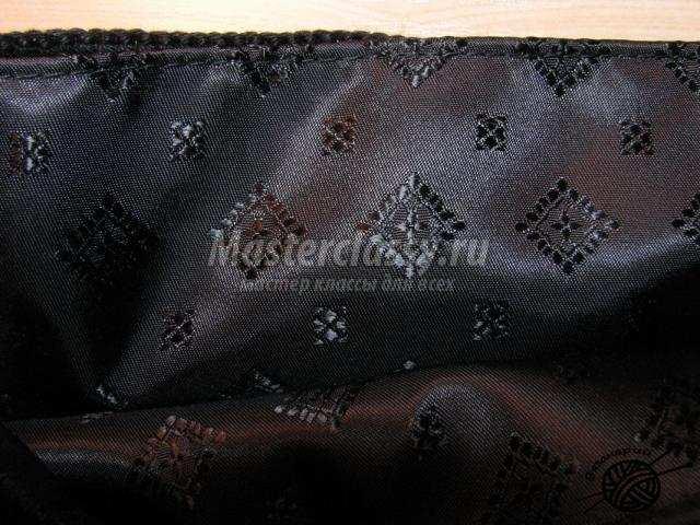 шитьё сумки из искусственного меха своими руками мастер-класс с фото
