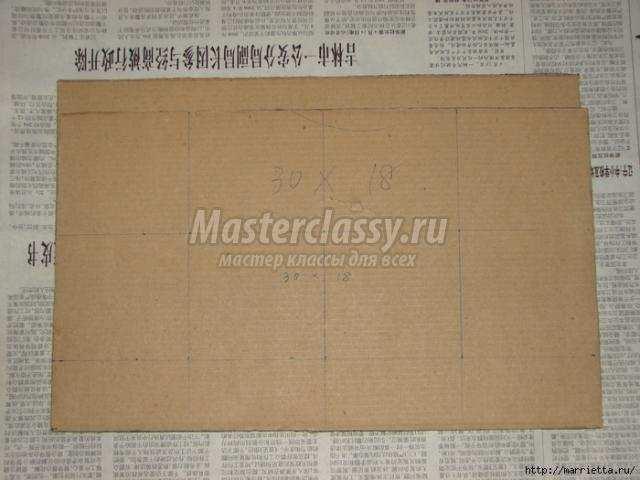 полочка из картона для ванной комнаты своими руками мастер-класс с пошаговым фото