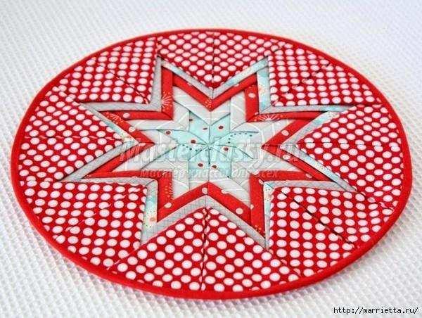 Вышивка крестом в аксессуарах