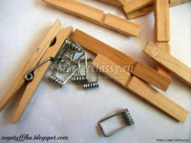 Бочонки из прищепок деревянных своими руками фото 291