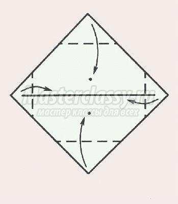 """Как сделать схему оригами """""""