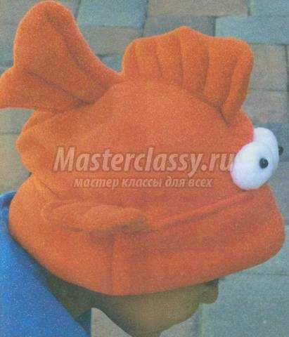 Декоративная рыбка своими руками фото 697