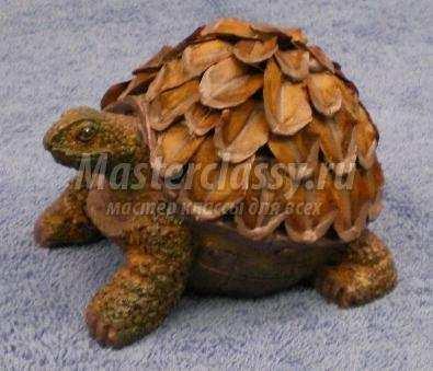 Животные из природных материалов своими руками