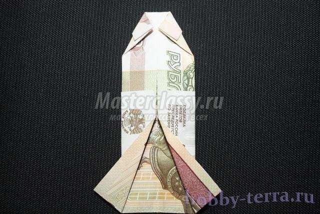 Галстук с деньгами в подарок