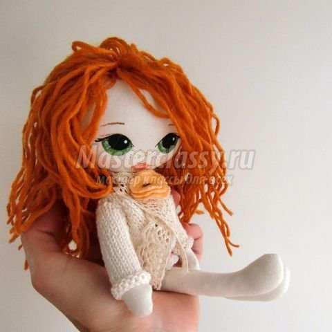 Глаза для куклы своим руками
