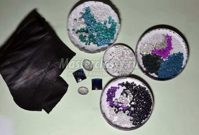 Набор украшений из бисера мастер класс. бисер. рубка (2 цвета). клей. бисер стеклярус. бисер 10/0 (2 цвета). бусины.
