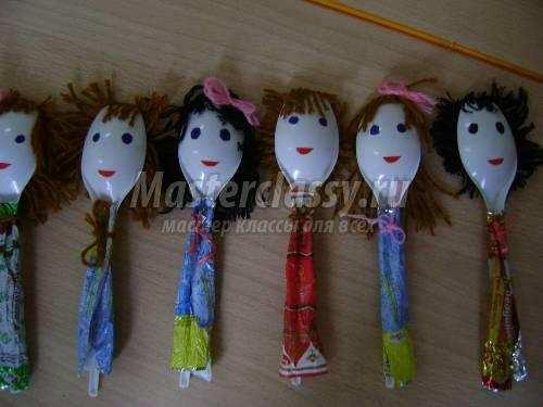 Кукол театральных своими руками