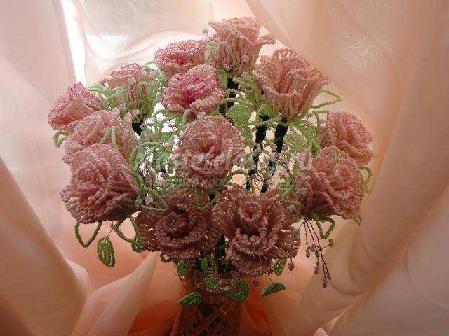 Букет роз (просмотров: 2282,